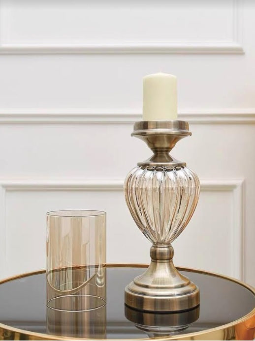 Bella European Vintage Candle Holder | Hotel Series