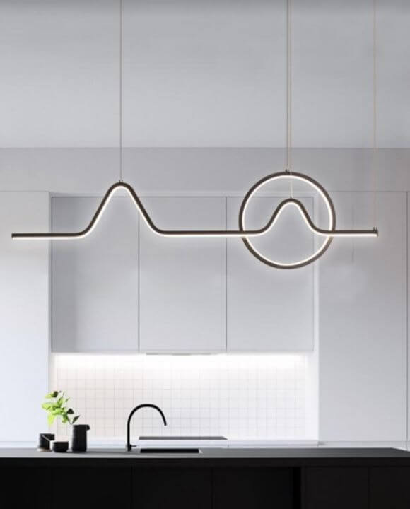 Saturn LED Pendant Light | Trendy Series