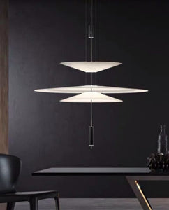 Charlotte Grey LED Pendant Light | Trendy Series