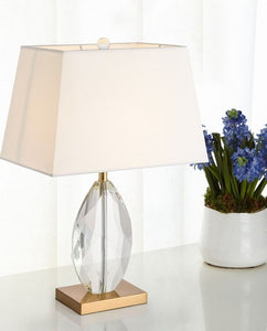 Rimini Crystal Pink Table Lamp | New Arrival