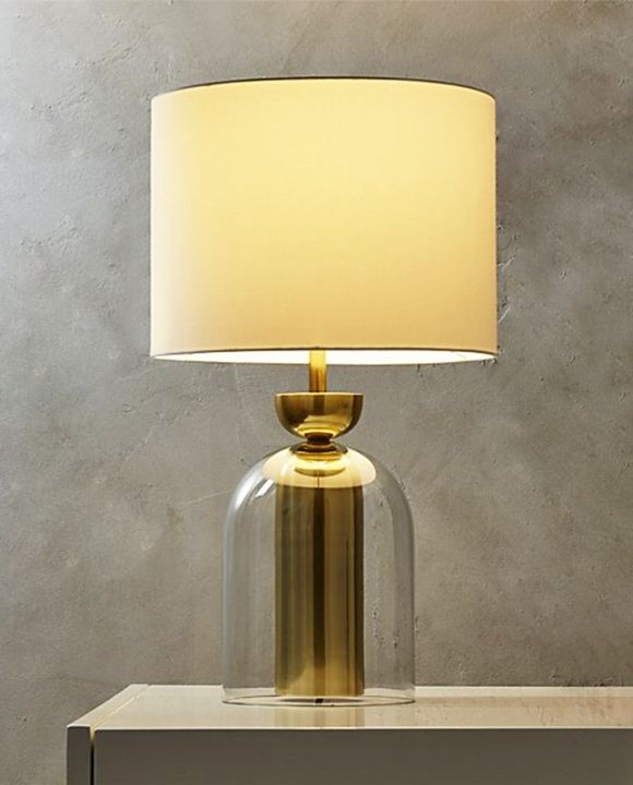 Tofty Glass Table Lamp | Oriental Series