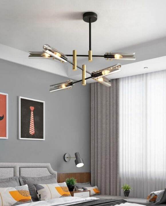 Ray Branch Pendant Light | Modern Series
