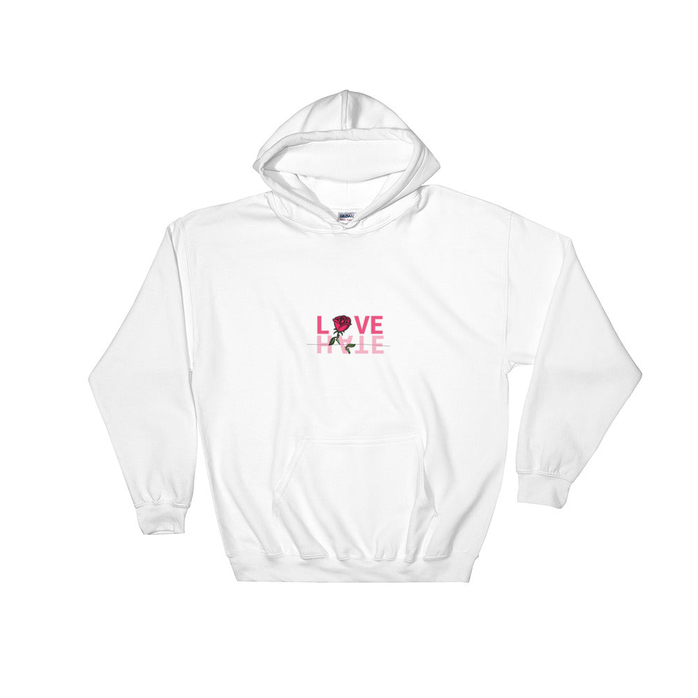 More Love, Hoodies - A life with no limits, embrace your inner feminist. Feminisme