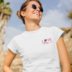 More Love, T-Shirt - A life with no limits, embrace your inner feminist. Feminisme