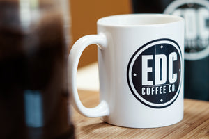 Ceramic Mug - EDC Coffee Co.®
