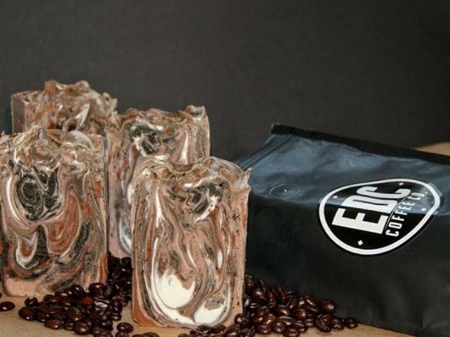 EDC Coffee Co. Soap Bar