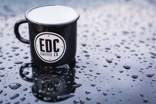 Enamel Coffee Mug - EDC Coffee Co.®