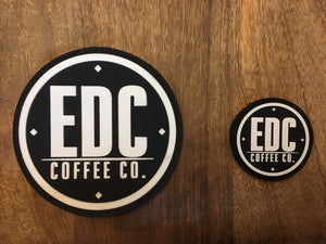 PVC Patch - EDC Coffee Co.®