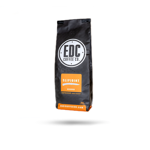 Slipjoint Espresso Grind - EDC Coffee Co.®