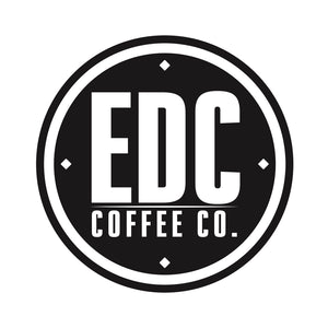 "3"" Sticker - EDC Coffee Co.®"