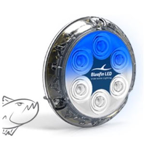 Bluefin Piranha P12 Dual Colour 5700-lumens 12v/24v 55W