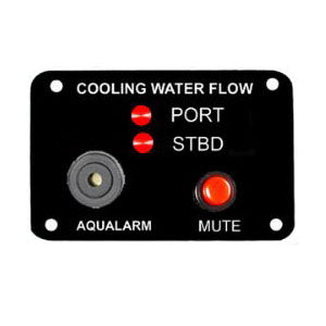 Cooling Water Flow Panel (Twin Motor)