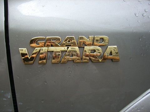 vitara plaque or