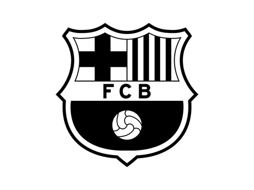 FCB Barcelona sticker thermocollant