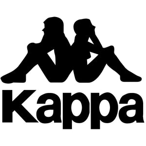 Kappa sticker thermocollant