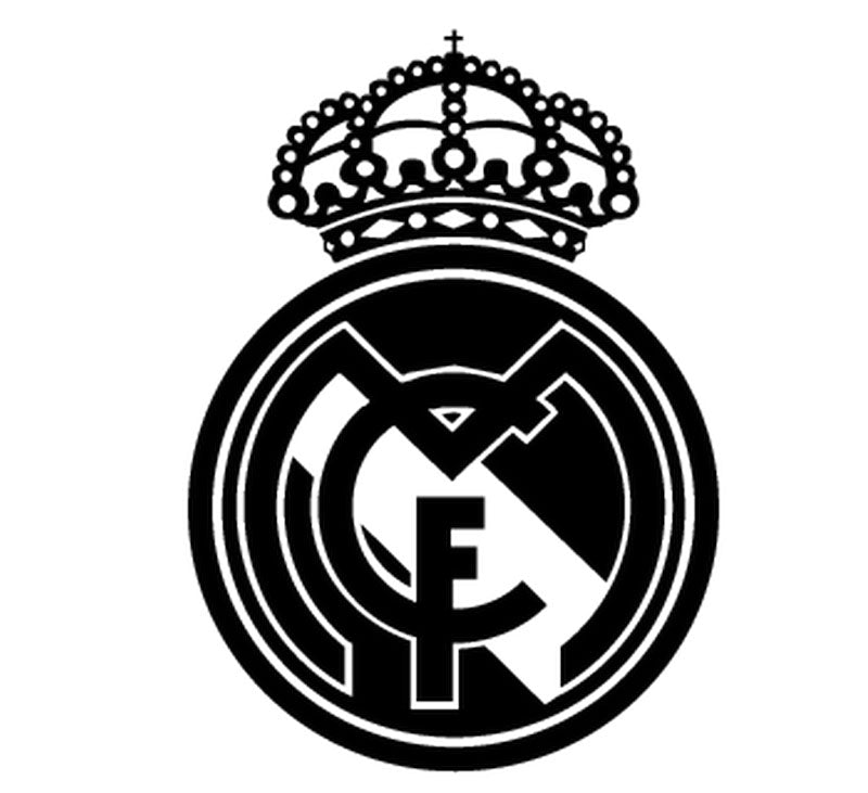 Real Madrid sticker thermocollant
