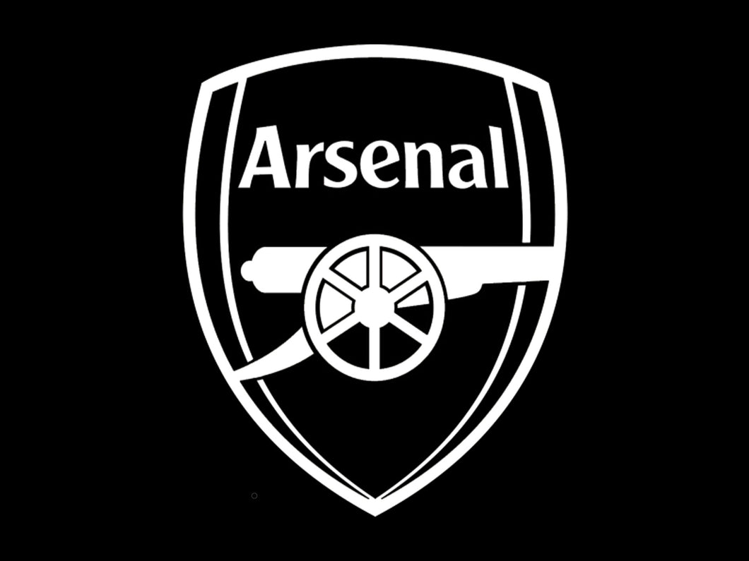 Sticker Arsenal pour flocage