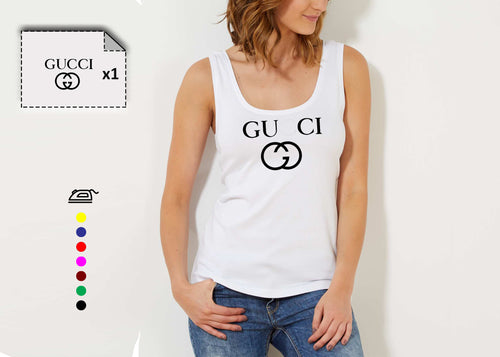 T-shirt femme GUCCI - Customisation Club