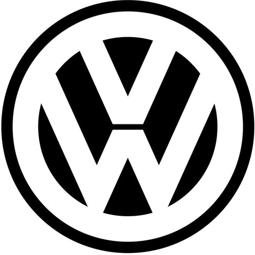 Logo VW transfert thermocollant