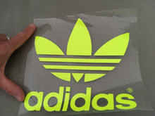 Load image into Gallery viewer, Sticker logo ADIDAS pour flocage