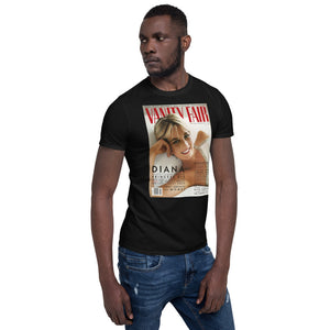 T-shirt Unisexe Princess Diana