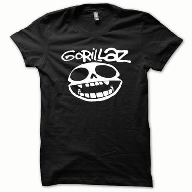 T-shirt Gorillaz Sticker