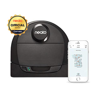 NEATO Robotic Vacuum Cleaner D6 Connected [Official by Corvan]