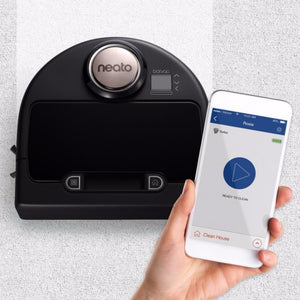 NEATO Robotic Vacuum Cleaner Connected  [Official by Corvan]