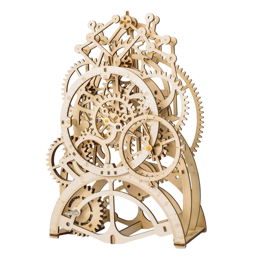 Pendulum Clock Mechanical Gear