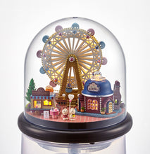 DIY Miniature Ferris Wheel Music Box
