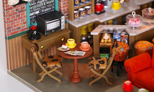 DIY Miniature New York Cafe Set (PRE-ORDER)