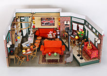 DIY Miniature New York Cafe