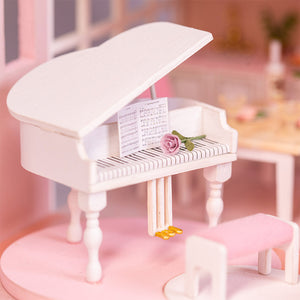 DIY Miniature Jane's Loft Dollhouse