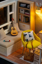 Miniature DIY Lil Workstation Dollhouse