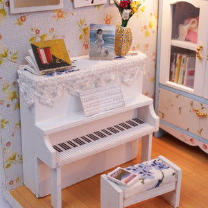 DIY Miniature Hemiola's Room Set
