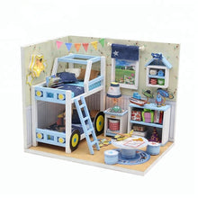 DIY Miniature Charles' Room Set