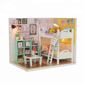 DIY Miniature Cheryl's Room Set