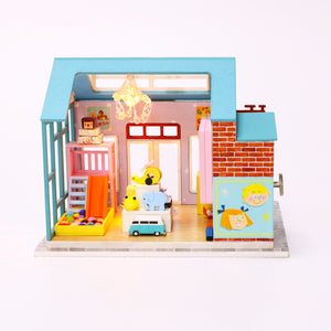 Miniature DIY Toy Store
