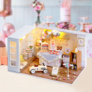 DIY Miniature Camp Party Set