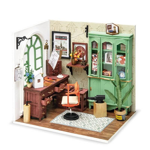 Miniature DIY Jimmy's Studio
