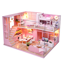 DIY Miniature Dione's Loft Dollhouse