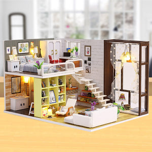 Miniature DIY Shaun's Loft Type Apartment