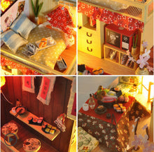 Miniature DIY Sakura Monogatari  House Set