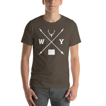 Load image into Gallery viewer, Wyoming Bowhunter Shirt