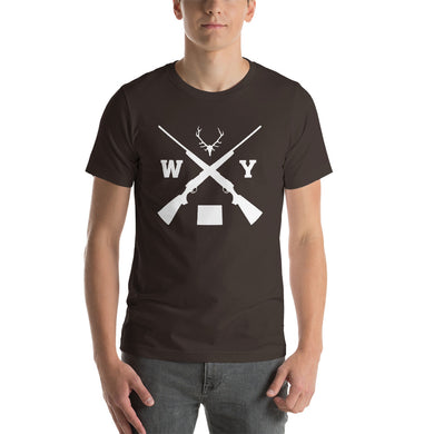 Wyoming Big Game Hunter Shirt