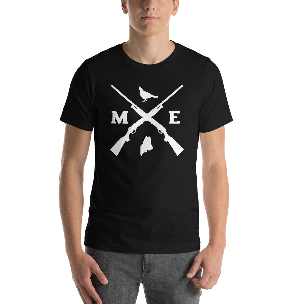 Maine Bird Hunter Shirt