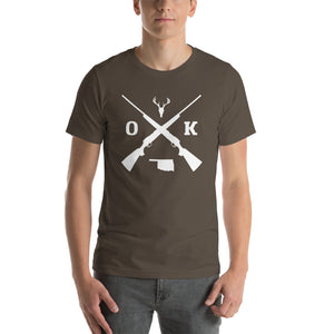 Oklahoma Big Game Hunter Shirt