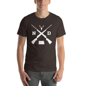 North Dakota Big Game Hunter Shirt