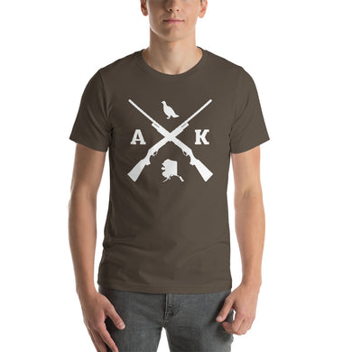 Alaska Bird Hunter Shirt