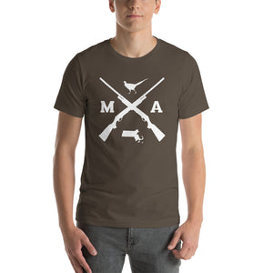 Massachusetts Bird Hunter Shirt